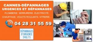 Urgences Depannage Cannes