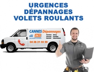 Reparation Volet Roulant Cannes - La Californie 06400